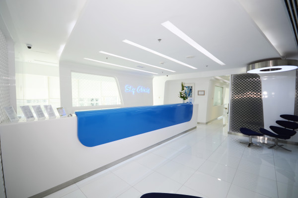 best dental clinic in Dubai - Sky Dental